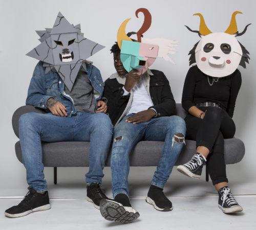 (Dé)mask(é)